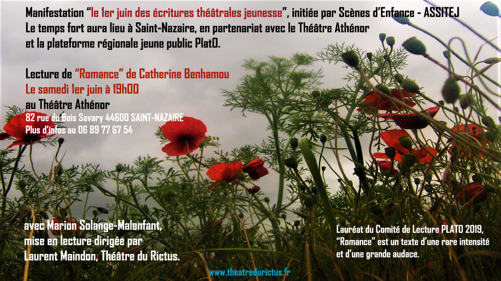 Lecture «Romance» – Paris