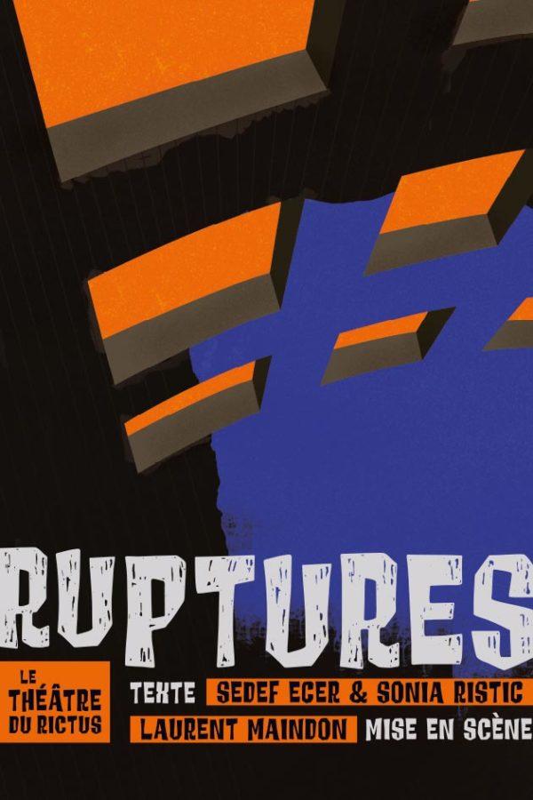Ruptures - Affiche